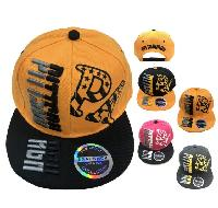 Snap Back Flat Bill-PITTSBURGH [Stars & Stripes PA]